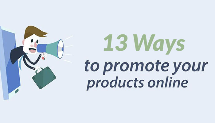 13-Ways-to-Promote-Your-Products-Online featured